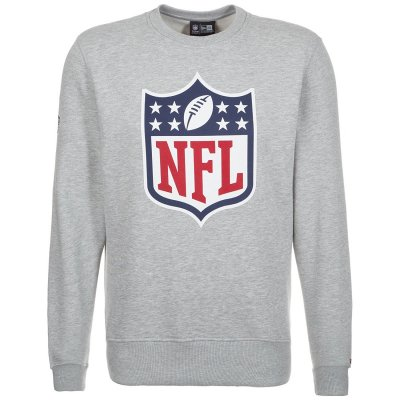 New Era NFL Team Logo Crewneck Sweatshirt