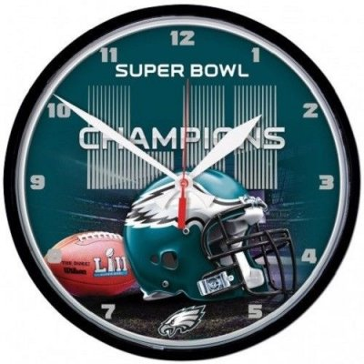 Eagles - SB52 Champions falióra