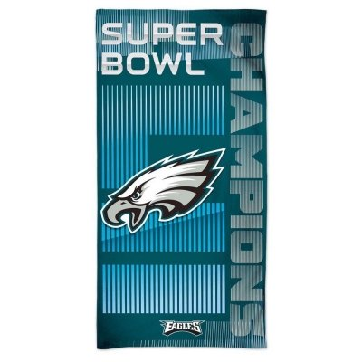Eagles - SB52 Champions Törülköző
