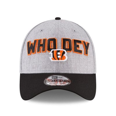 Bengals - NFL18 DRAFT 39Thirty Cap