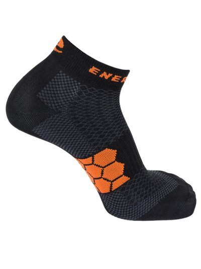 Energy Everyday Socks - Black (2 pack)