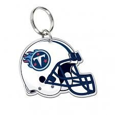 Titans - Acrylic Helmet Keyring