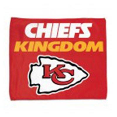 Chiefs - Kéztörlő (38cm x 40cm)