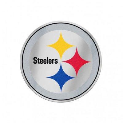 Steelers - Autó Matrica (12cm x 19cm)