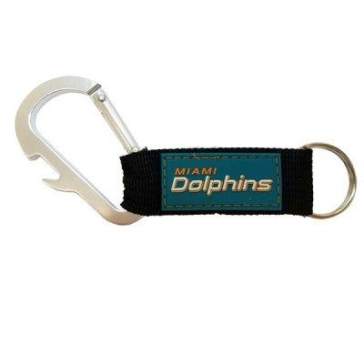 Dolphins - Karabiner Kulcstartó és Sörnyitó