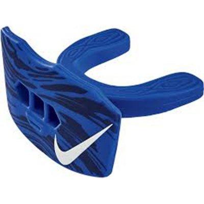 Nike Game-Ready Ajakvédős fogvédő (Pánttal) - Kék/Fehér
