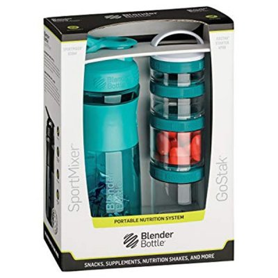 Combo Pack Sportmixer/GoStak - Teal