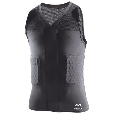 7962 Hex™ Tank protektoros trikó - Fekete