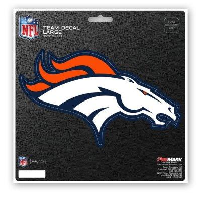 Broncos - Matrica (20cm x 20cm)