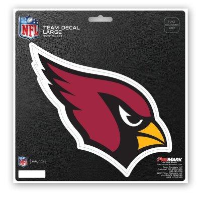 Cardinals - Matrica (20cm x 20cm)