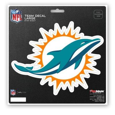 Dolphins - Matrica (20cm x 20cm)