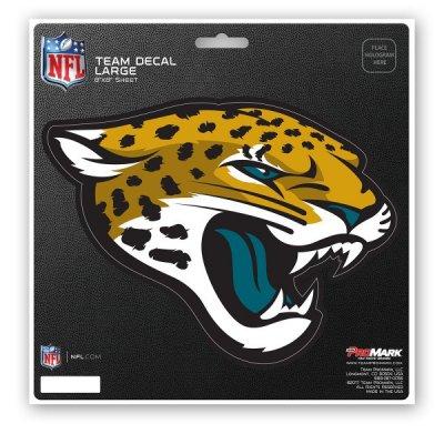 Jaguars - Matrica (20cm x 20cm)