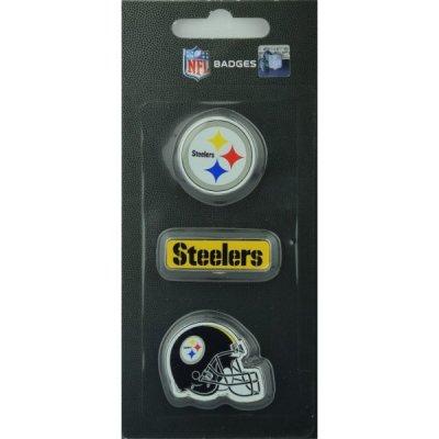 Steelers - 3db-os NFL  Jelvény Szett
