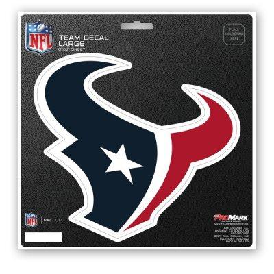 Texans - Matrica (20cm x 20cm)