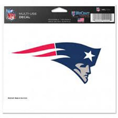 Patriots - Multi Use Decal 5cm x 5cm