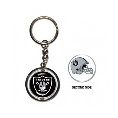 Raiders - Spinning kulcstartó