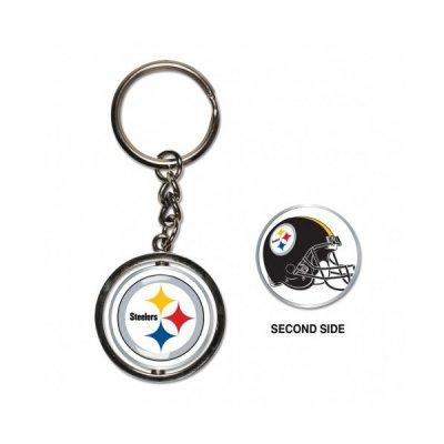 Steelers - Spinning kulcstartó