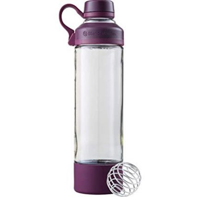 Mantra Glass 600ml - Plum