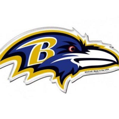 Ravens - NFL Premium Akril Mágnes
