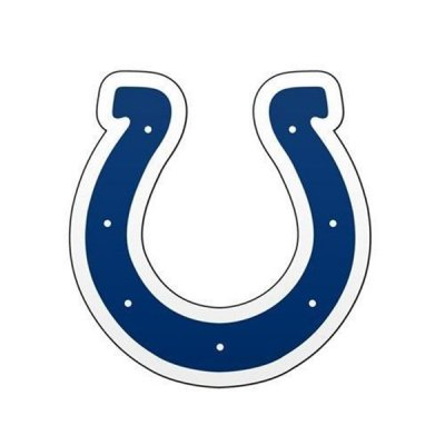 Colts - NFL Premium Akril Mágnes
