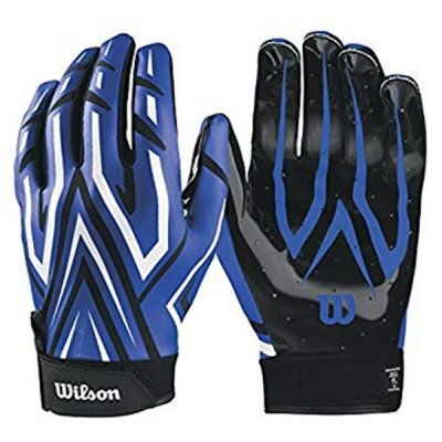 Wilson Clutch (WR/DB/RB/FB) - Royal