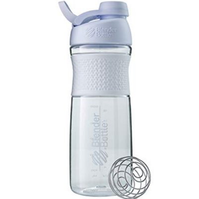 Sportmixer Twist 820 ml - Clear-White