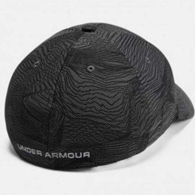 UA Blitzing 3.0 Cap - Printed/Fekete