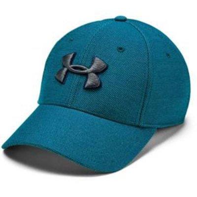 UA Blitzing 3.0 Cap  -Heathered/Kék