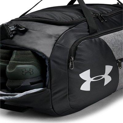 UA Undeniable Duffle 4.0 Utazó táska/Fekete