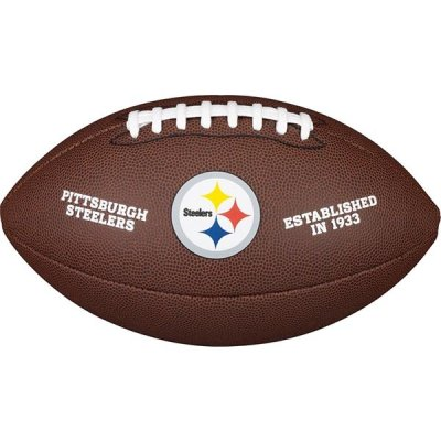 Steelers- NFL Licenced Club Ball