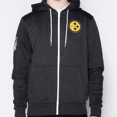 Steelers - Graphic FZ Hoody