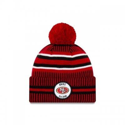 49ers - ONF19 HOME Kötött téli sapka