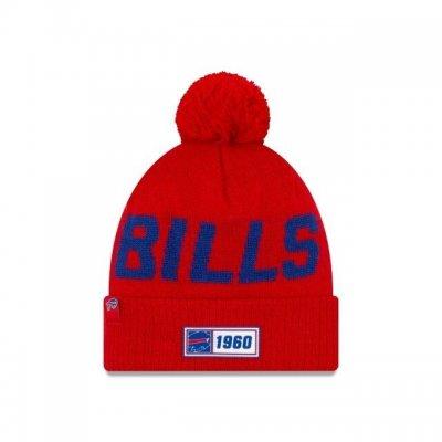 Bills - ONF19 NUMBER Kötött téli sapka - Piros