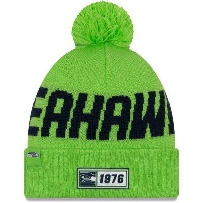 Seahawks - ONF19 NUMBER Kötött téli sapka