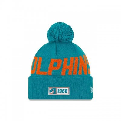 Dolphins - ONF19 NUMBER Knitted hat