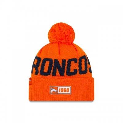 Broncos - ONF19 NUMBER Kötött téli sapka