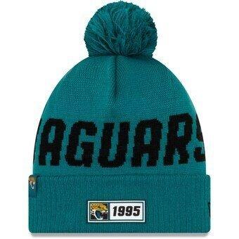 Jaguars - ONF19 NUMBER Kötött téli sapka