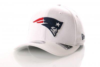 Patriots - Fehér BASE 9FIFTY Snapback