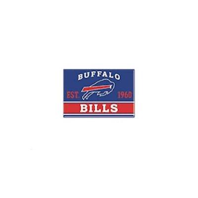 Bills - Fém Mágnes 9cm x 6cm