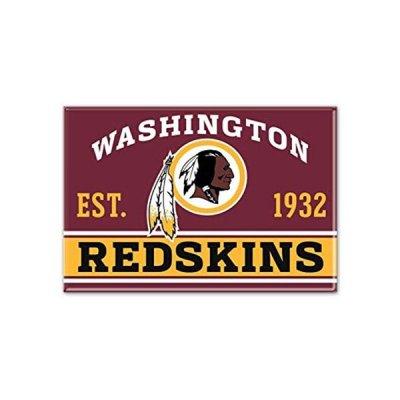 Redskins - Fém Mágnes 9cm x 6cm