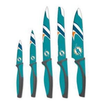 Dolphins - Konyhai kés készlet