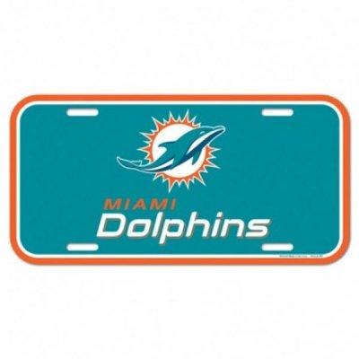 Dolphins - Rendszámtábla 15x30cm