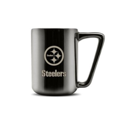 Steelers - Prémium Laser gravírozott bögre 475ml