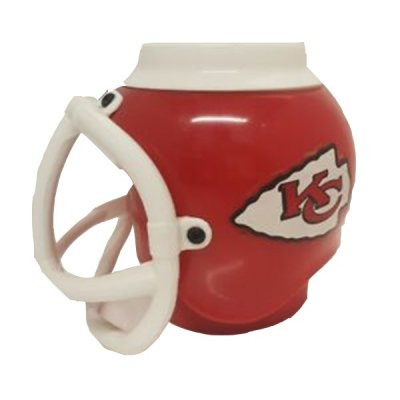 Chiefs - Fan Mug/Pencil and Can holder