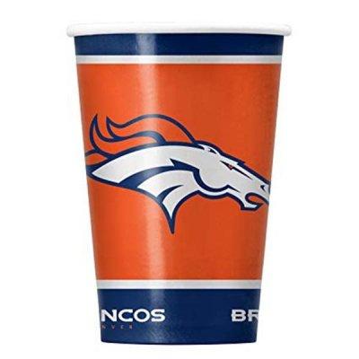 Broncos - Papírpohár 20db-os