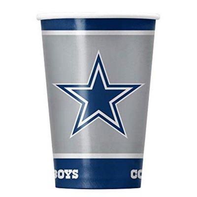Cowboys - Papírpohár 20db-os
