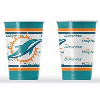 Dolphins - Papírpohár 20db-os