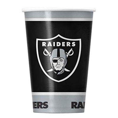 Raiders - Papírpohár 20db-os