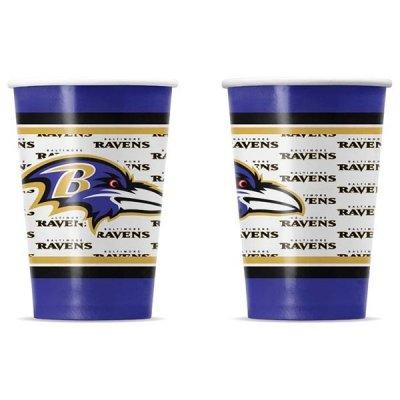 Ravens - Papírpohár 20db-os