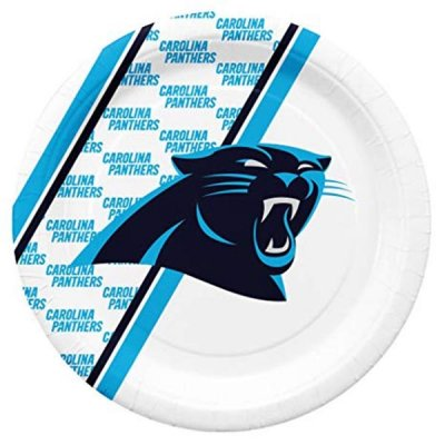 Panthers - Papírtányér 20db-os